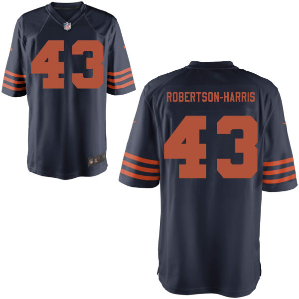 Roy Robertson-harris Nike Chicago Bears Limited Alternate Jersey