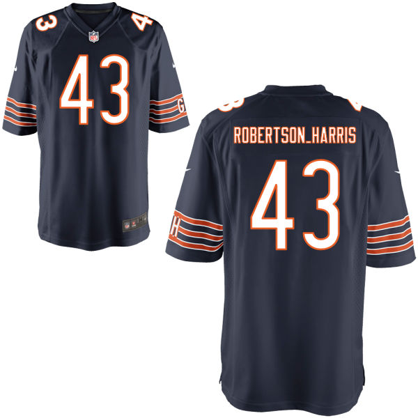 Roy Robertson-harris Nike Chicago Bears Limited Navy Jersey