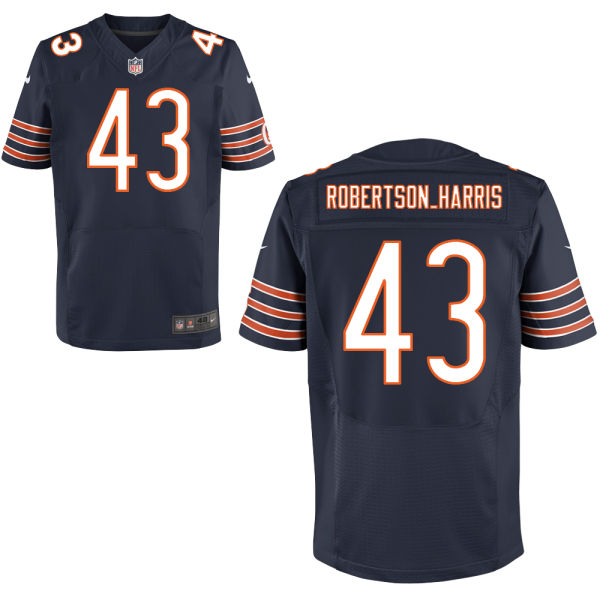 Roy Robertson-harris Youth Nike Chicago Bears Elite Navy Blue Jersey