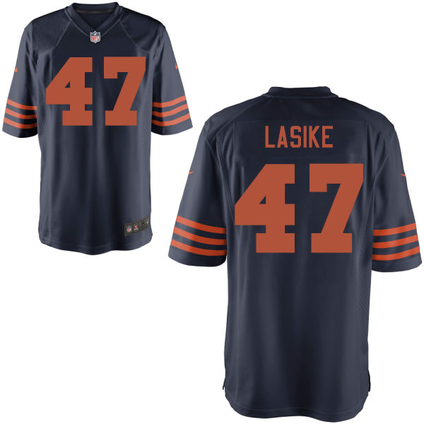 Paul Lasike Youth Nike Chicago Bears Limited Alternate Jersey