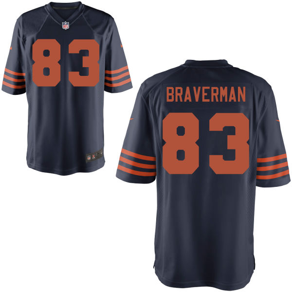 Daniel Braverman Youth Nike Chicago Bears Limited Alternate Jersey