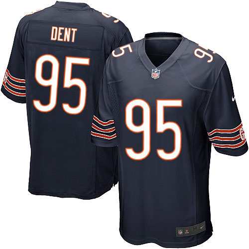 Richard Dent Youth Nike Chicago Bears Limited Navy Blue Team Color Jersey