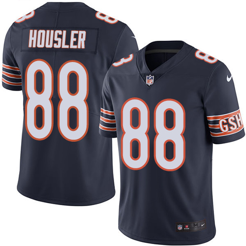 Rob Housler Nike Chicago Bears Limited Navy Blue Color Rush Jersey