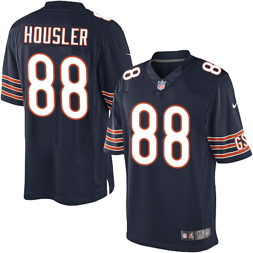 Rob Housler Nike Chicago Bears Limited Navy Blue Team Color Jersey